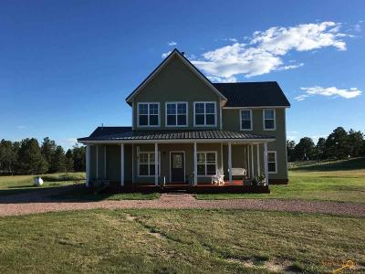 Hot Springs Single Family Home For Sale: 26799 Lowell Dr