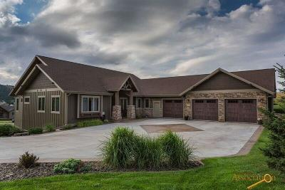 Rapid City Single Family Home For Sale: 3431 Nicklaus Dr