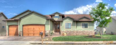 Rapid City Single Family Home U/C Right Of Refusal: 6448 Dunsmore Rd