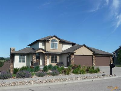 Rapid City Single Family Home For Sale: 6627 Kennemer Dr