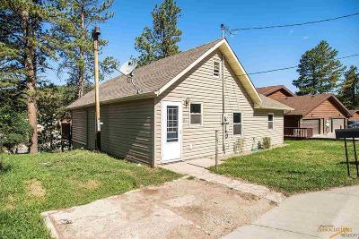 Hill City Single Family Home For Sale: 351 Pine Mt Ave