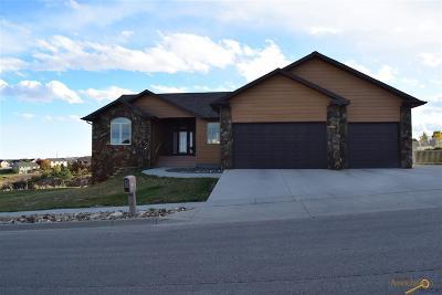 Rapid City Single Family Home For Sale: 429 Stumer Rd