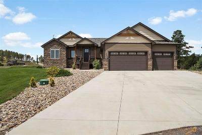 Rapid City Single Family Home For Sale: 3011 Ivory Birch Pl