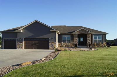 Rapid City Single Family Home U/C Contingency: 5125 Lundin Ct