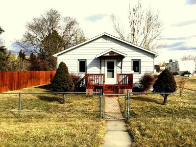 Single Family Home For Sale: 445 S