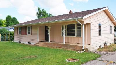 Spearfish Single Family Home U/C Contingency: 8