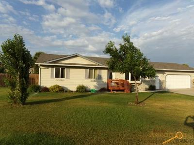 Summerset Single Family Home For Sale: 9370 Astoria Ln