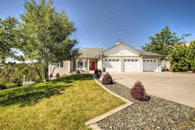 Rapid City Single Family Home For Sale: 1101 Alta Vista Dr