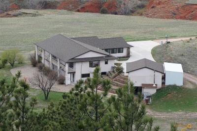 Hot Springs Single Family Home U/C Contingency: 27038 Hwy 385