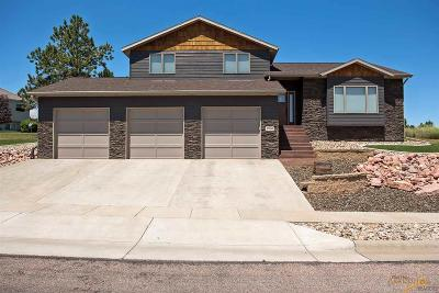 Rapid City Single Family Home For Sale: 7050 Prestwick Rd