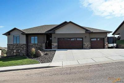 Rapid City Single Family Home For Sale: 437 Enchanted Pines Dr