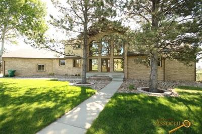Rapid City Single Family Home For Sale: 13883 Clydesdale Rd