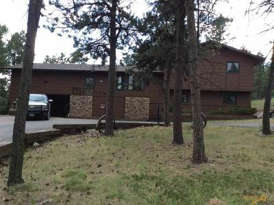 Black Hawk Single Family Home U/C Contingency: 6807 Peaceful Pines Rd