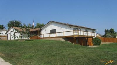 Black Hawk Single Family Home U/C Contingency: 6821 Logan St