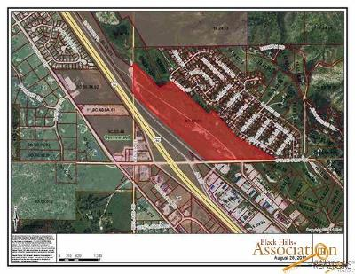 Summerset Commercial Lots & Land For Sale: Tbd Stagestop Rd