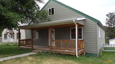 Lead Single Family Home For Sale: 310 Elkhorn Ln