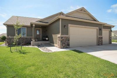 Rapid City Single Family Home For Sale: 6222 Poppy Court