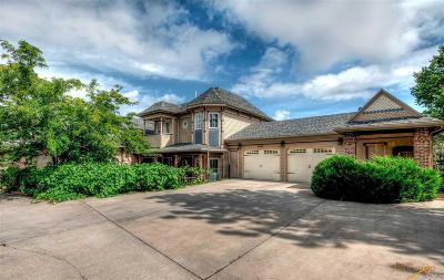 Rapid City Single Family Home For Sale: 2020 Pendar Ln