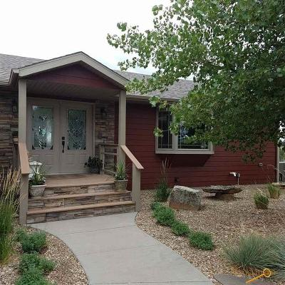 Hot Springs Single Family Home For Sale: 12985 Sapphire Ln