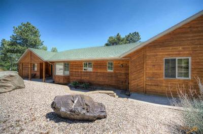 Spearfish, Lead, Deadwood/central City, Deadwood, Strugis, Whitewood, Belle Fourche, Spearfish Canyon Single Family Home U/C Contingency: 330 Mountain View Dr
