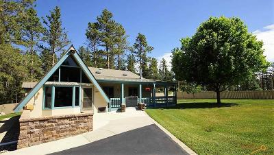 Rapid City Single Family Home For Sale: 13059 Bogus Jim Road