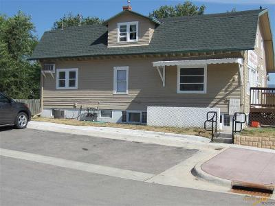 Rapid City Multi Family Home For Sale: 1321 Mt Rushmore Rd