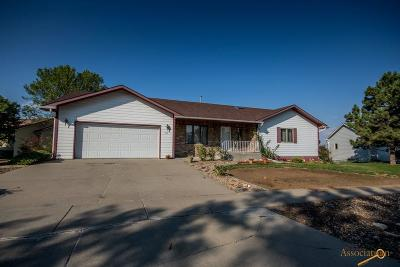 Rapid City Single Family Home For Sale: 520 Alta Vista Dr