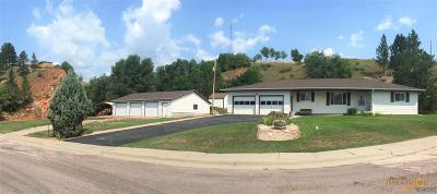 Hot Springs Single Family Home For Sale: 1006
