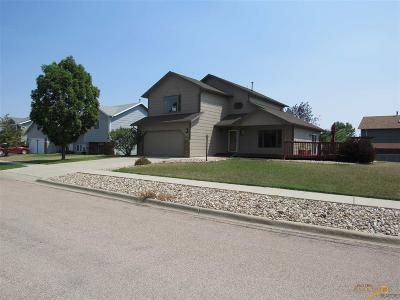 Rapid City Single Family Home For Sale: 1316 Summerfield Dr