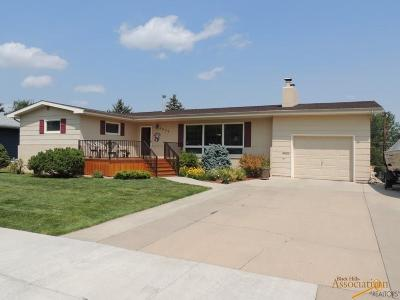 Rapid City Single Family Home For Sale: 4808 W Main