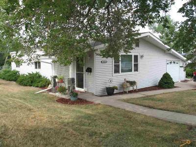 Rapid City Single Family Home U/C Contingency: 614 E Iowa