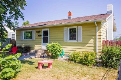 Rapid City Single Family Home For Sale: 328 Cleveland
