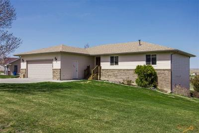 Rapid City Single Family Home For Sale: 2558 Wild Horse Dr