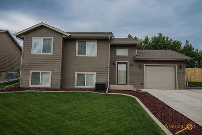 Rapid City Single Family Home For Sale: 939 Ziebach