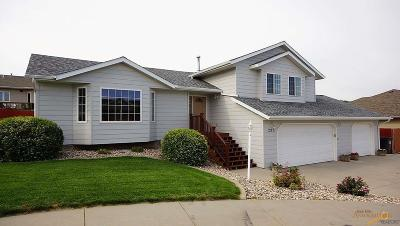 Rapid City Single Family Home For Sale: 2921 Princeton Ct