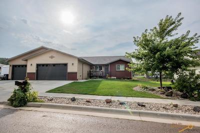 Rapid City Single Family Home For Sale: 5931 Bendt Dr