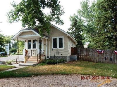 Single Family Home For Sale: 3504 W Main