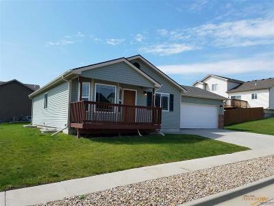 Rapid City Single Family Home For Sale: 221 Sandra Ln