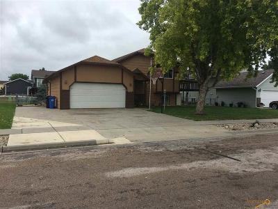 Rapid City Single Family Home For Sale: 3020 Copper Lane Ct