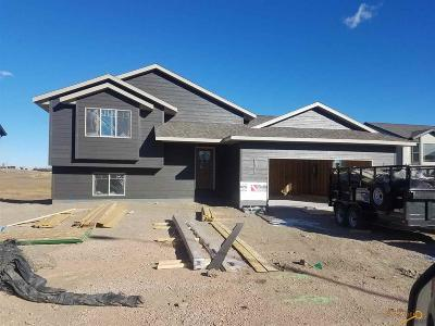 Rapid City Single Family Home For Sale: Tbd Eli Dr