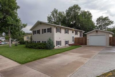Rapid City Single Family Home For Sale: 2935 Lanark Rd