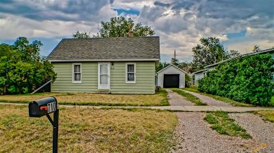 Rapid City, Box Elder, Piedmont, Black Hawk, Hermosa, Summerset, New Underwood Single Family Home For Sale: 710 Holcomb Ave