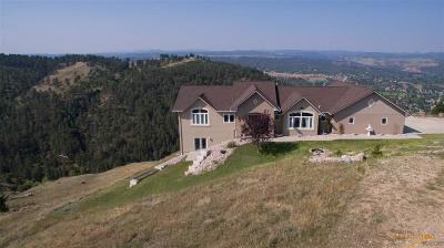 Rapid City Single Family Home For Sale: 3217 Skyline Dr