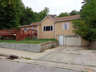 Deadwood Single Family Home For Sale: 51 Taylor Ave