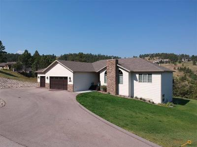 Rapid City Single Family Home For Sale: 1444 Pevans Pkway