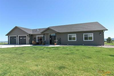 Spearfish Single Family Home For Sale: 19963 Merriam Loop