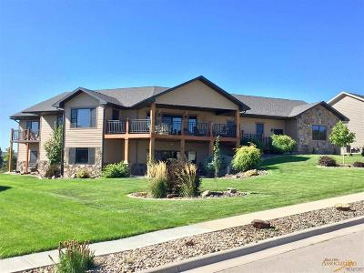 Rapid City Single Family Home For Sale: 835 Enchanted Pines Dr