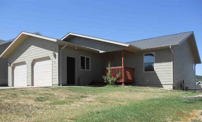 Whitewood Single Family Home For Sale: 657 Yukon Way