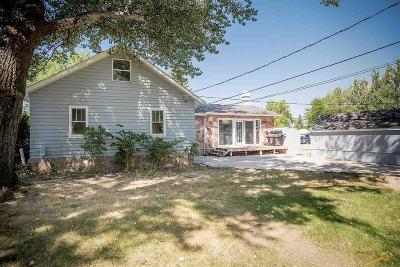 Sturgis Single Family Home For Sale: 1948 Davenport St