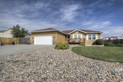 Summerset Single Family Home For Sale: 7010 Mulberry Dr